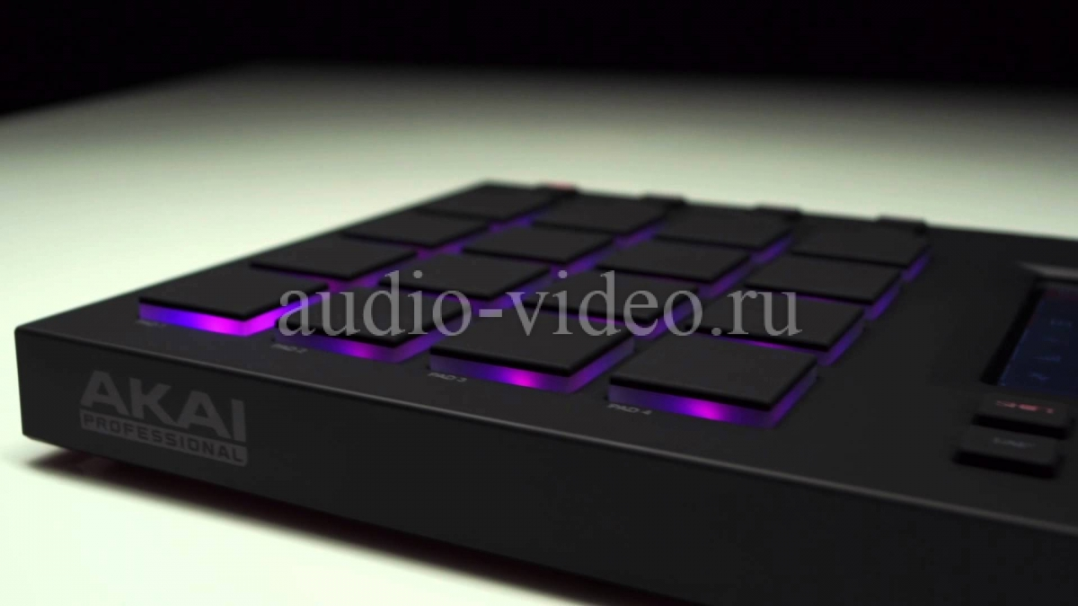 Сэмплер MPC TOUCH