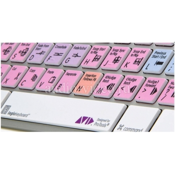 Клавиатура Pro Tools Custom Keyboard Mac