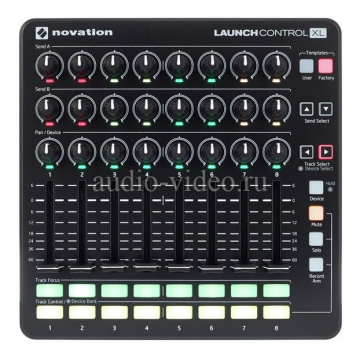DAW контроллер Launch Control XL